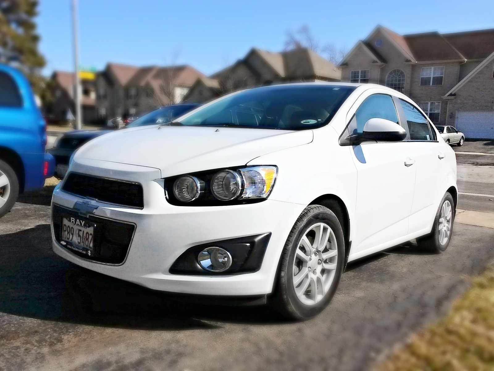 2013 chevrolet sonic pictures cargurus. Black Bedroom Furniture Sets. Home Design Ideas