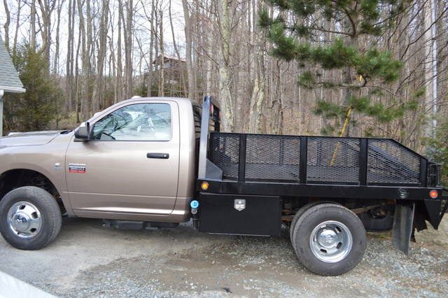 Picture of 2011 RAM 3500 Chassis ST Regular Cab DRW 4WD, exterior, gallery_worthy