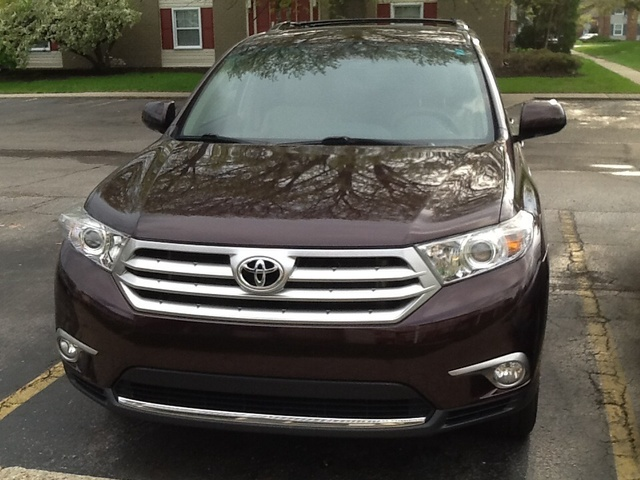 Picture of 2011 Toyota Highlander Limited 4WD, exterior, gallery_worthy