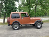 1983 Jeep CJ7 Overview