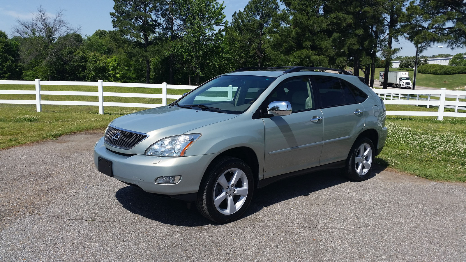 picture of 2007 lexus rx 350 awd exterior. Black Bedroom Furniture Sets. Home Design Ideas