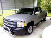 Picture of 2012 Chevrolet Silverado 1500 Work Truck Ext. Cab, exterior