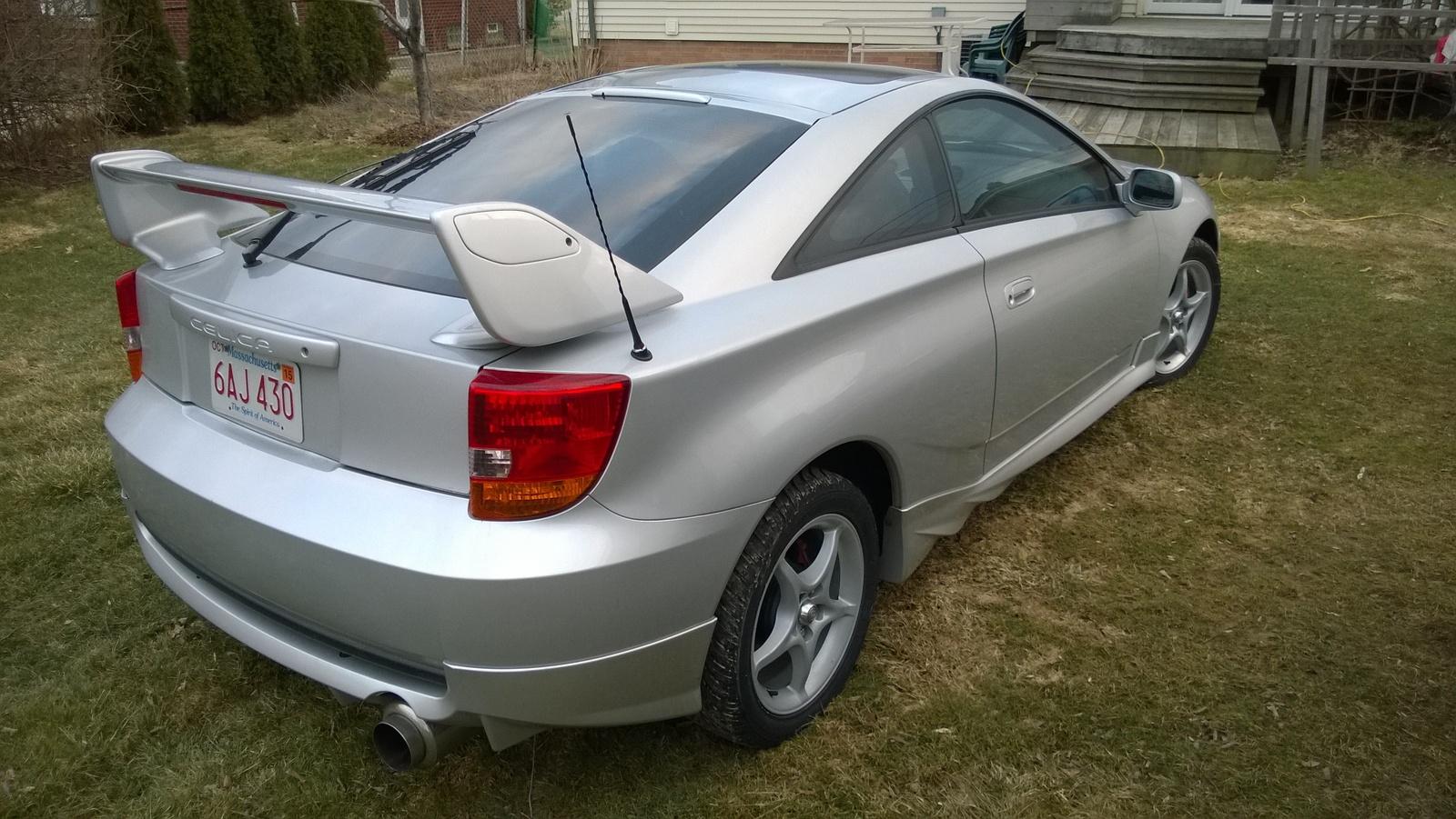 2002 Toyota Celica Pictures Cargurus