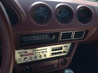 1983 Nissan 280ZX, Interior like new, interior