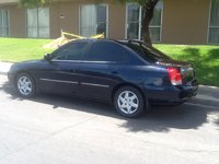 Picture of 2006 Hyundai Elantra Limited, exterior