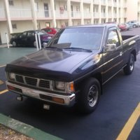 Picture of 1995 Nissan Pickup 2 Dr XE Standard Cab SB, exterior