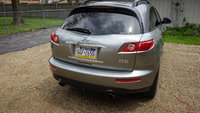 Picture of 2005 Infiniti FX35 AWD, exterior
