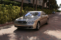 2003 Mercedes-Benz CL-Class 2 Dr CL500 Coupe, photographed by my photographer brother-in-law in Sarasota Fl., exterior