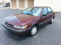 Picture of 1992 Mitsubishi Mirage GS, exterior, gallery_worthy