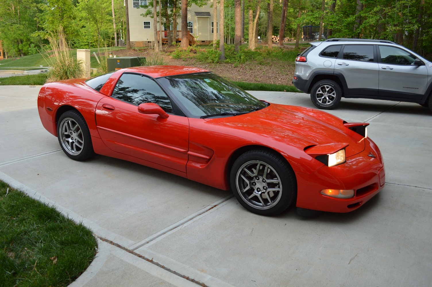2002 Chevrolet Corvette Overview Cargurus