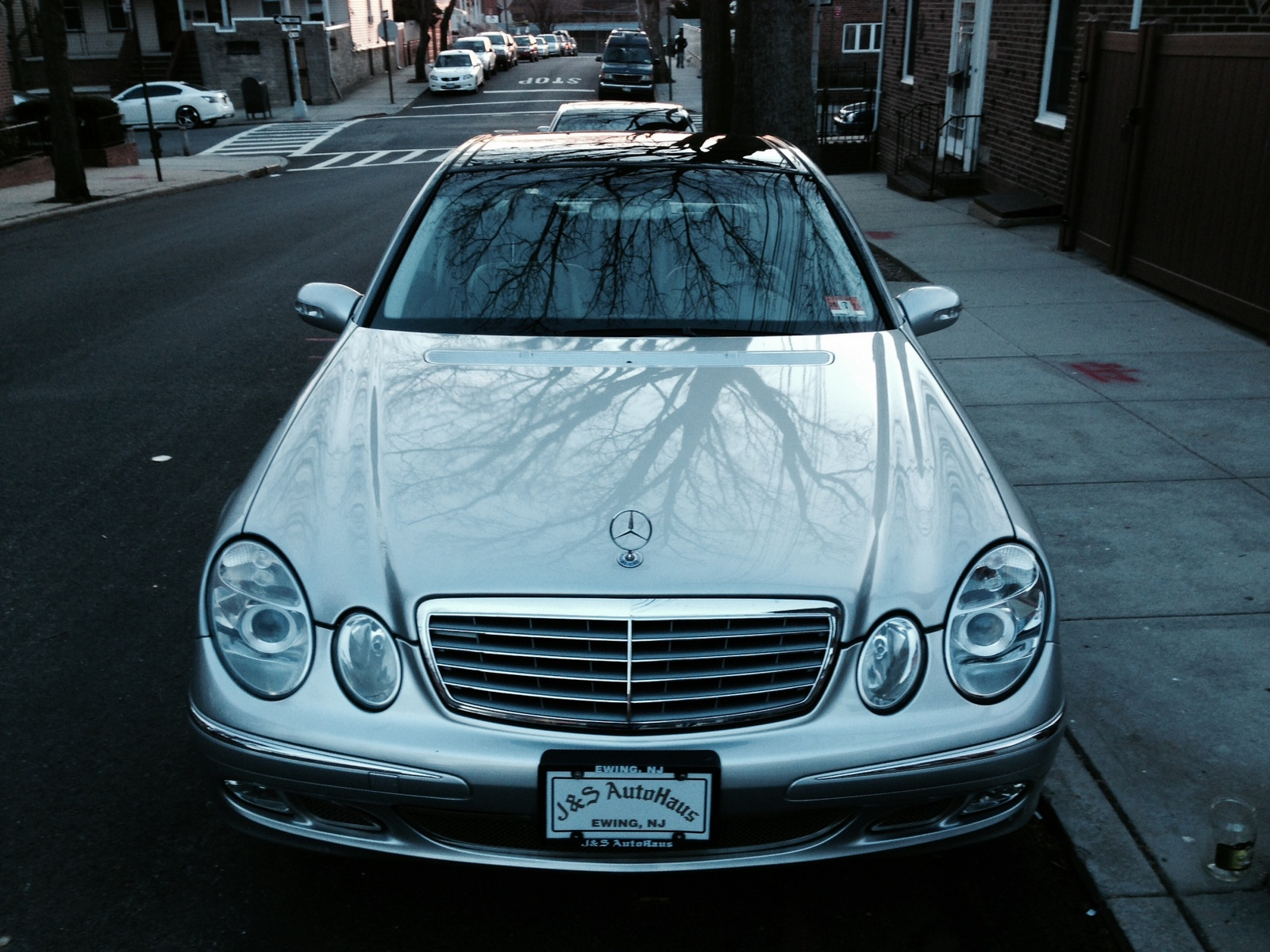 2003 mercedes benz e class e500 for sale cargurus for Mercedes benz for sale cargurus