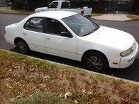 Picture of 1997 Nissan Altima GLE, exterior