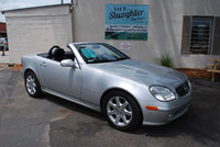 Picture of 2003 Mercedes-Benz SLK-Class 2 Dr SLK230 Supercharged Convertible
