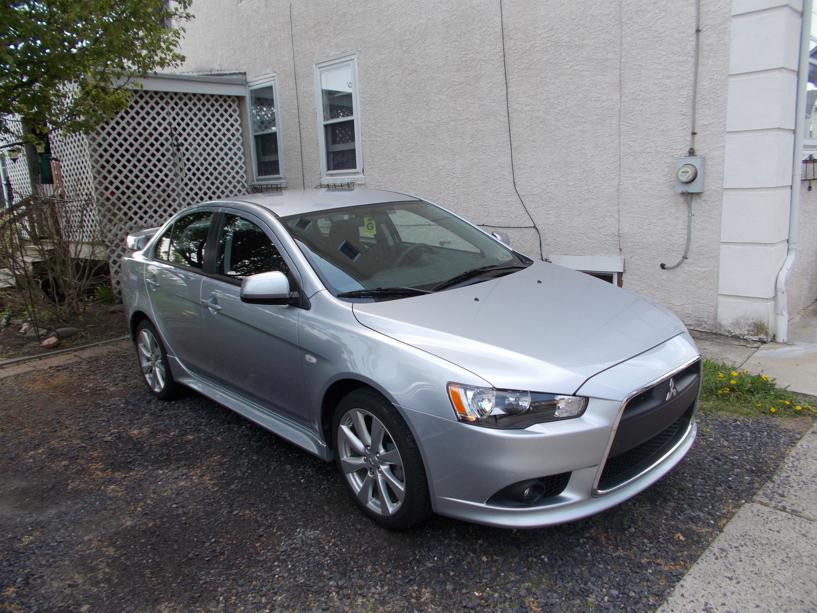 Picture of 2014 Mitsubishi Lancer GT