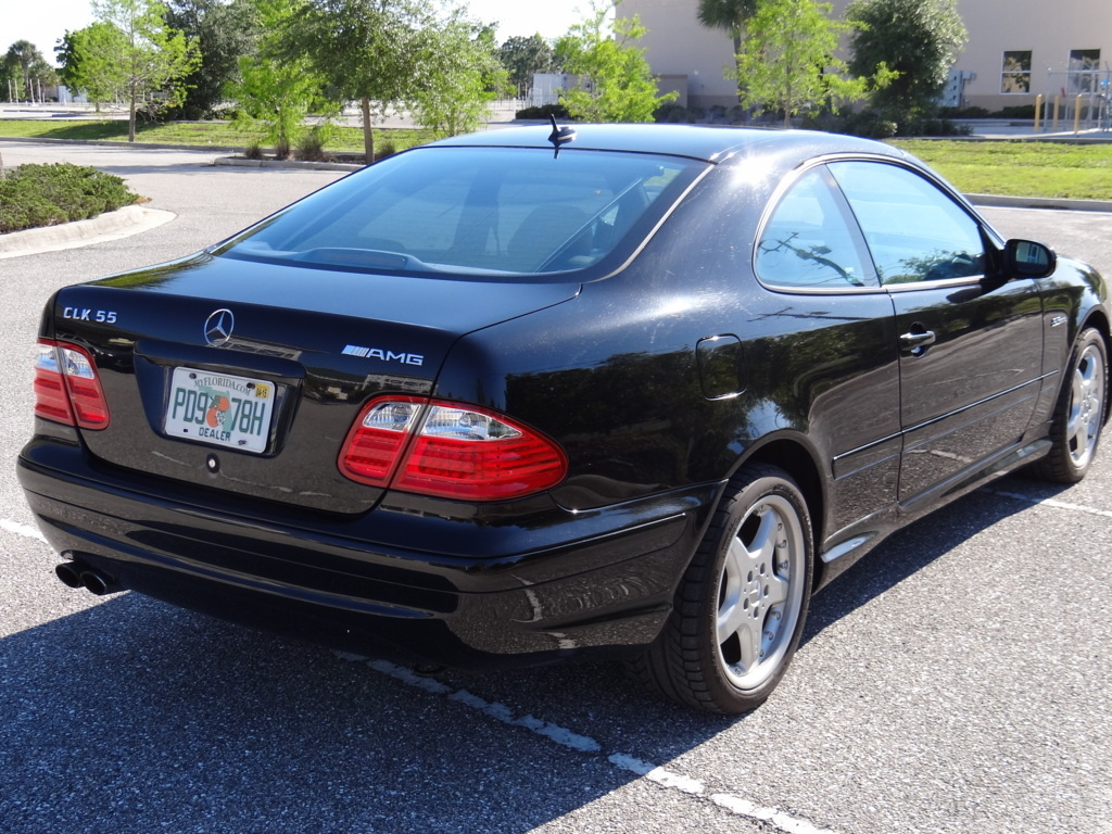 Picture of 2002 mercedes benz clk class 2 dr clk55 amg for Mercedes benz 2002
