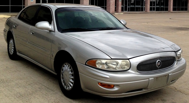 Picture of 2004 Buick LeSabre Custom Sedan FWD, exterior, gallery_worthy