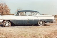 1958 Chevrolet Biscayne, Inherited from original owner in 1991 with 45,000 original miles!, exterior
