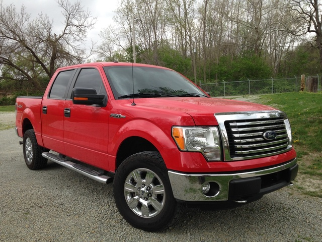 Picture of 2011 Ford F-150 XLT SuperCrew, exterior, gallery_worthy