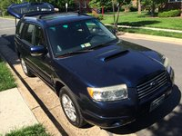 2006 Subaru Forester 2.5 XT Limited, front passenger side, exterior