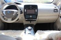 Picture of 2011 Nissan Leaf SL, interior