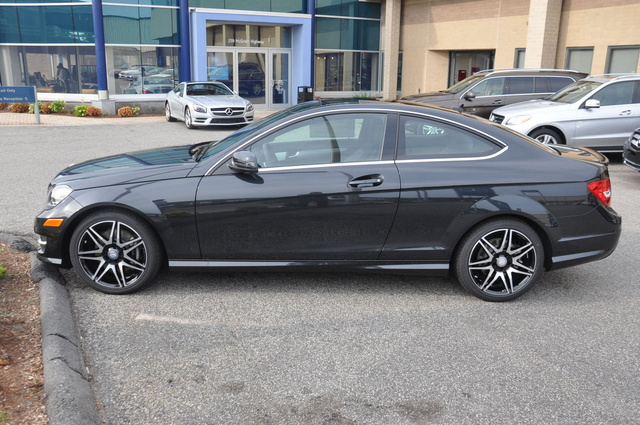 picture of 2014 mercedes benz c class c350 4matic coupe exterior. Cars Review. Best American Auto & Cars Review