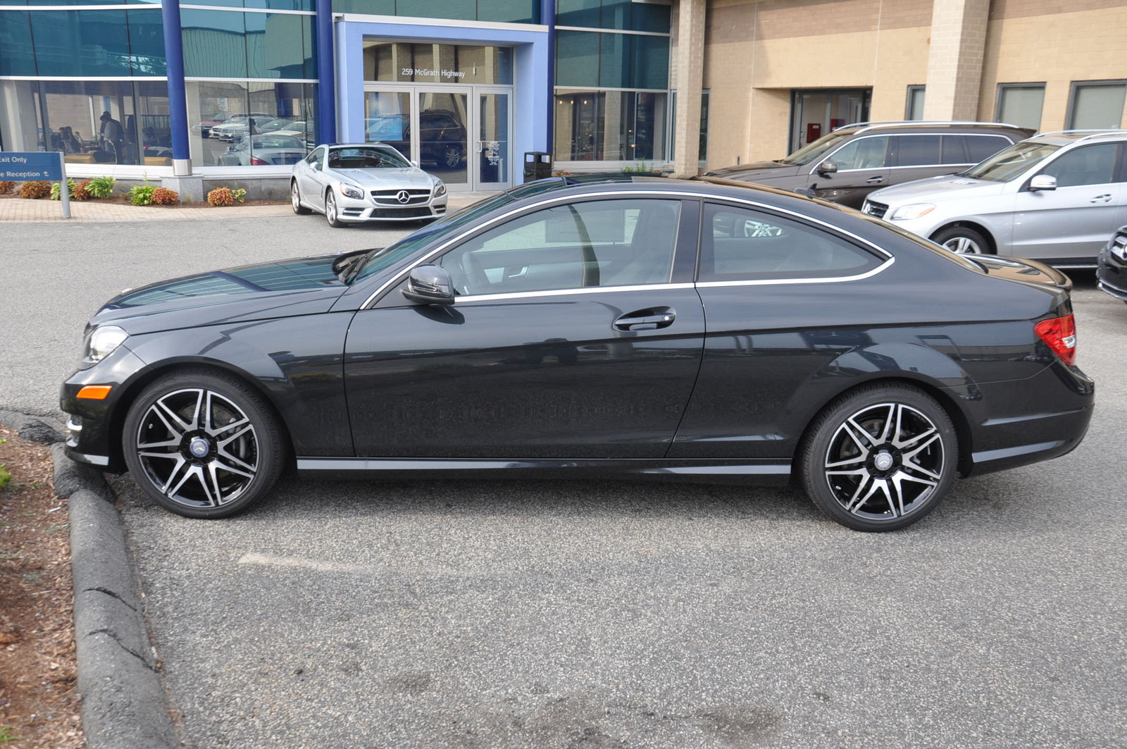 picture of 2014 mercedes benz c class c350 4matic coupe. Cars Review. Best American Auto & Cars Review