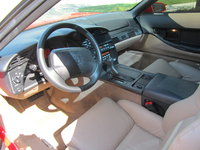 Picture of 1996 Chevrolet Corvette Coupe, interior
