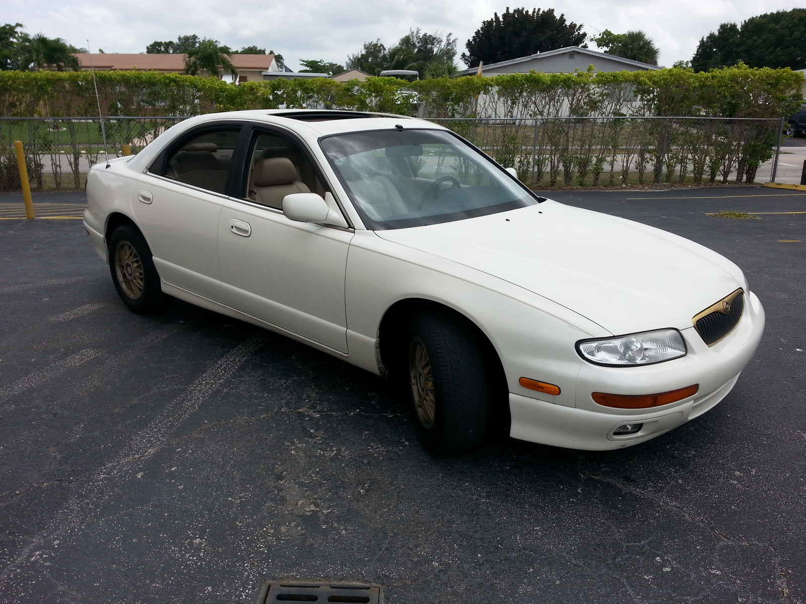 Picture of 1998 Mazda Millenia 4 Dr STD Sedan