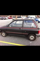 Picture of 1988 Ford Festiva L, exterior