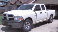 Picture of 2009 Dodge Ram 1500 ST Quad Cab 4WD, exterior, gallery_worthy