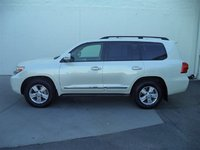 Picture of 2014 Toyota Land Cruiser Base