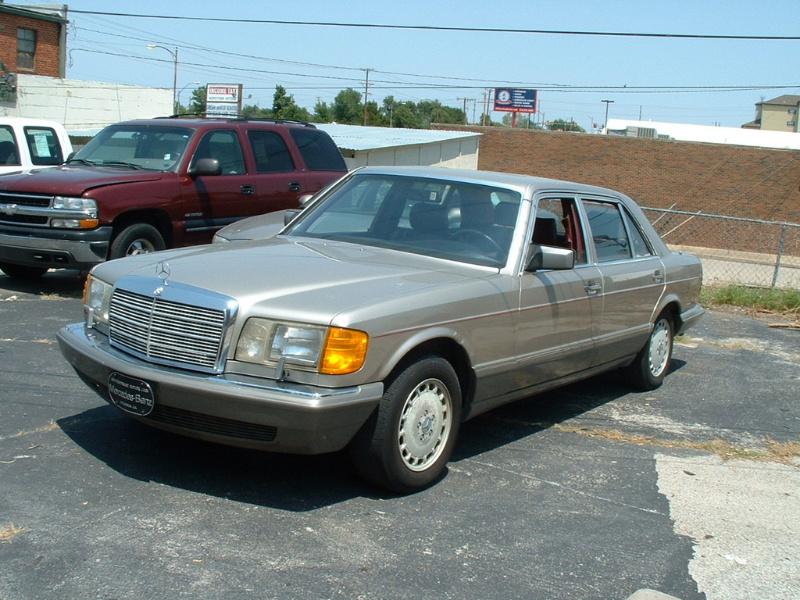Mercedes benz 420 class overview cargurus for 1986 mercedes benz 420 sel