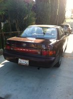 Picture of 1992 Toyota Camry DX, exterior