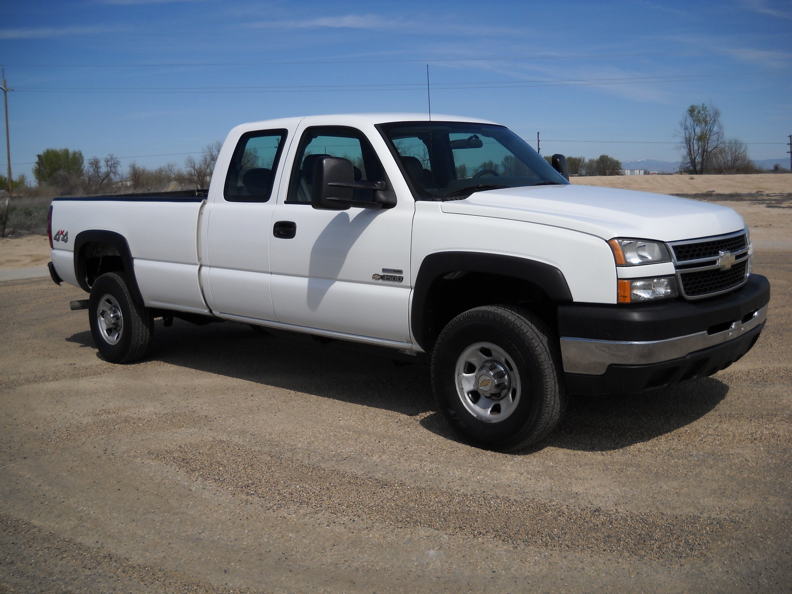 picture of 2006 chevrolet silverado 3500 ls 4dr extended cab 4wd lb. Cars Review. Best American Auto & Cars Review