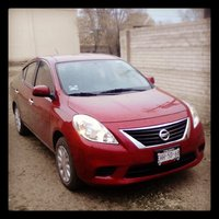 Picture of 2014 Nissan Versa 1.6 S, exterior