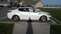 Picture of 2012 Kia Optima Hybrid LX, exterior