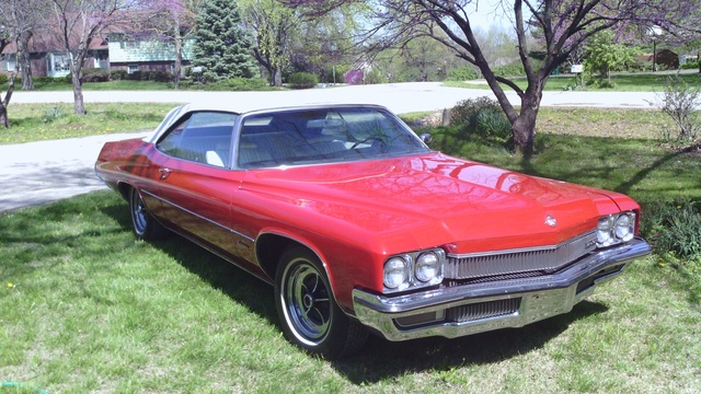 Picture of 1972 Buick LeSabre, exterior, gallery_worthy