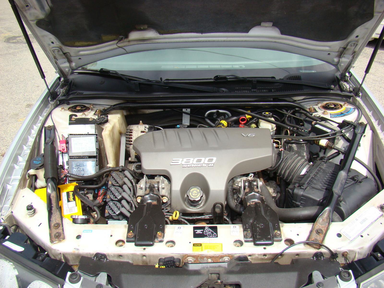 2001 Chevrolet Impala - Pictures