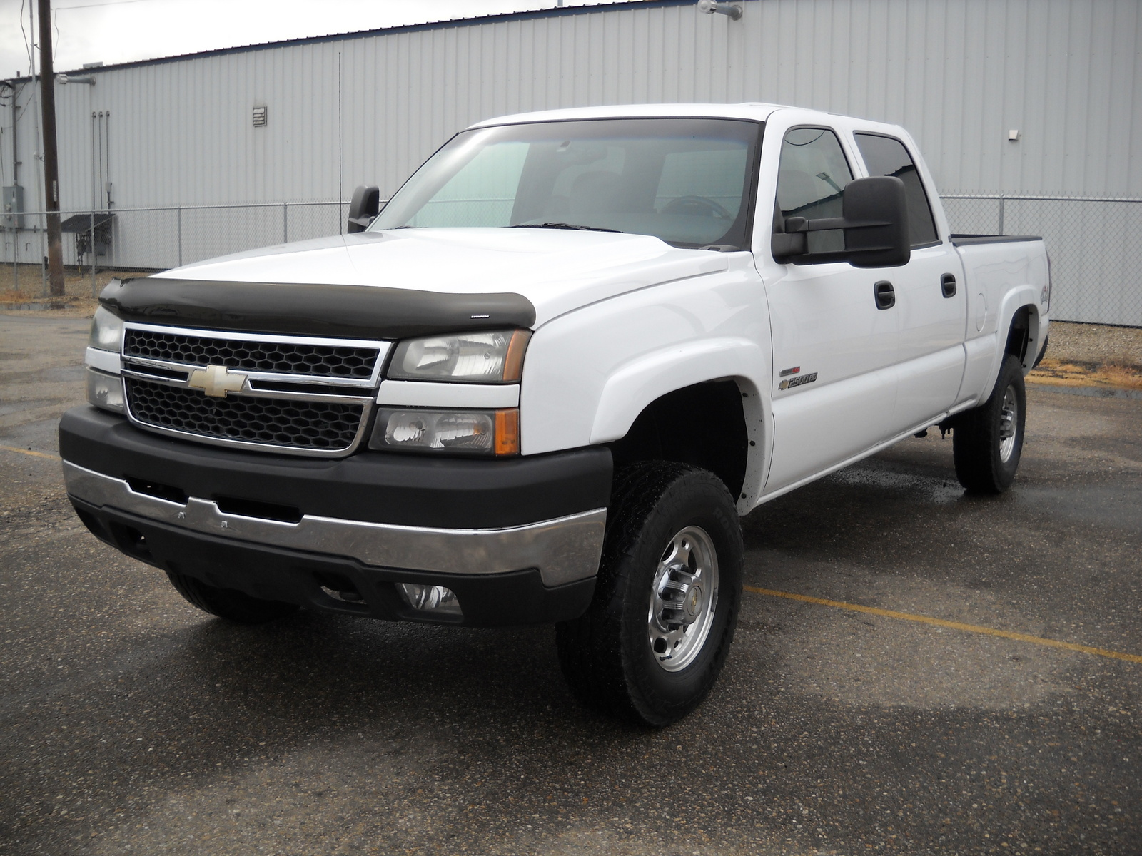 picture of 2006 chevrolet silverado 2500hd lt1 4dr crew cab 4wd sb. Cars Review. Best American Auto & Cars Review