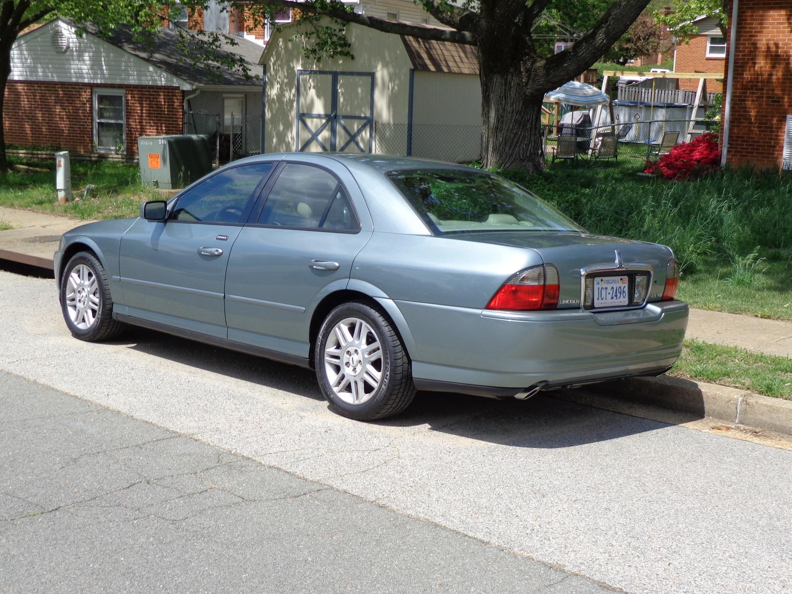 2003 Lincoln Mkc Concept