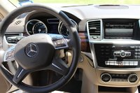 Picture of 2013 Mercedes-Benz M-Class ML350 4MATIC, interior