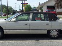 Picture of 1996 Cadillac DeVille Base Sedan, exterior