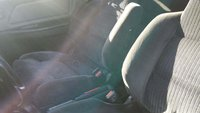 Picture of 1991 Honda Civic CRX 2 Dr HF Hatchback, interior