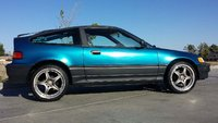 Picture of 1991 Honda Civic CRX 2 Dr HF Hatchback, exterior, gallery_worthy