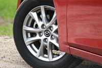 2014 Mazda MAZDA3, Wheel detail of the 2014 Mazda3, exterior