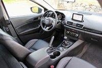 2014 Mazda MAZDA3, Interior of the 2014 Mazda3, interior