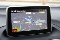 2014 Mazda MAZDA3, Navigation system of the 2014 Mazda3, interior