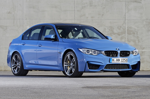 BMW M Price CarGurus - 2015 bmw m3 sedan price