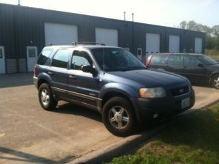 Picture of 2001 Ford Escape XLT