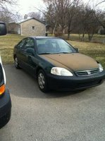 2000 Honda Civic Coupe Overview